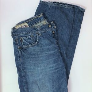 Abercrombie & Fitch Vintage button fly jeans